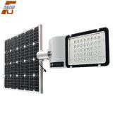 屋外のSolar LED Street DoubleかSingle Arm Panel Battery Light