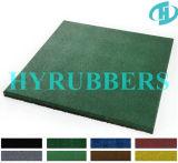 高品質のゴム製床タイル