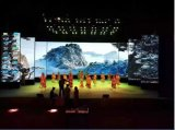 P3.91 LED pantalla de vídeo en el interior de la pantalla de Coches