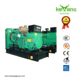 500kw Prime Power Silient Diesel Generator con Cummins Engine