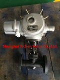Type de bride électrique China Globe Valve (J941)
