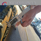 Plaque laminée à chaud d'acier doux d'usure de matériau de construction