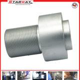 Kundenspezifisches maschinell bearbeitendes Aluminiumteil mit der CNC maschinellen Bearbeitung