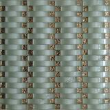Mosaik-Glasfliesen Für Den Innenbereich, Badezimmerfliesen, White Arch Glasfliesen