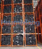 Склад наращиваемые стальной поддон в шинах стеллажей для монтажа в стойку