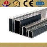 Cuadrado Polished del acero inoxidable de ASTM A554 TP304L y precio rectangular del tubo