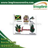 Werk Magneet van de Koelkast van Jamaïca van de Gift de Rubber samen