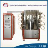 Machine de placage de vide de couverts de vaisselle de matériel d'acier inoxydable petite