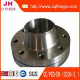 Enxerto do aço de carbono na flange de Fifting da tubulação de DIN2576 Pn10/16