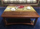 側面表の茶表のコーヒーテーブルのコーナー表の現代家具