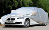 Couverture Scratchproof imperméable à l'eau antipoussière se pliante à extrémité élevé de véhicule de l'argent PEVA pour Audi
