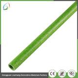 Grincement de fibre de verre tube filetés en pvc
