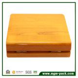 Contenitore stabilito di monili di legno promozionali di alta qualità