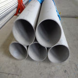 Steel di acciaio inossidabile Seamless Pipe (rotondo, quadrato, rettangolare, profilato)