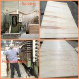 Faisceau de peuplier de contre-plaqué de pin de Radiata pour la construction