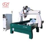 Schaumgummi-Fräser-Maschine 3D CNCEngraver für die große Stadiums-Film-Stütze-Herstellung