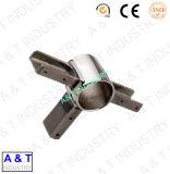 Il hardware della costruzione della maniglia del metallo, precisione la pressofusione, parte di metallo di concentrazione