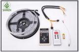 Indicatore luminoso di striscia della decorazione LED di illuminazione del LED RGB