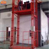 Ascensor hidráulico almacén de carga 2t