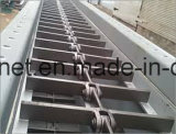 Transportband van de Schraper van de Ketting van Fu de Hittebestendige voor de Lopende band van het Cement Of