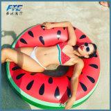 Pool de melancia gigante Anel Swin Flutuação