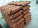 Хорошее качество и плитка крыши металла камня возникновения Coated