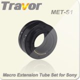 El Tubo de Extensión Macro marca Travor Set 2 piezas para Sony