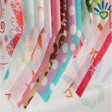 La qualité a estampé le tissu estampé par tissu non-tissé de pp avec le modèle de propriétaire