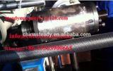 Extrudeuse froide en caoutchouc d'alimentation de baril de Pin