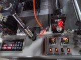 Sacchetto di taglio del punto di due strati che fa l'immondizia di rotolamento della macchina