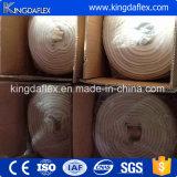 Toile flexible 1,5 pouces Doublure en PVC recouvert Layflat Tuyau d'incendie