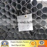 Conducto de acero galvanizado
