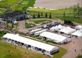 Custmized Large Event Marquee per Government Project, Outdoor Tent