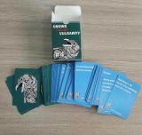 Изготовленный на заказ карточки игрушки Tarot печатание (AC-009)