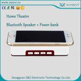 Banco rápido 5200 mAh de la energía del altavoz de 4.0 Bluetooth