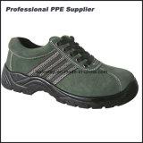 Zapatos de trabajo baratos escotados hechos en China