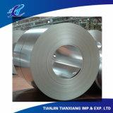 Application de toiture Bobine en acier galvanisé revêtu de zinc