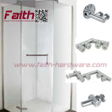Gabinete do quarto de chuveiro de aço inoxidável (PSN 200. SS)