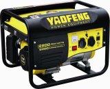 De 2000 vatios de potencia portátil generador de gasolina con EPA, el CARB, CE, Soncap Certificado (YFGP2500)