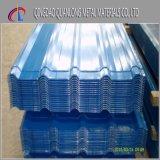 Feuille enduite de toiture en métal de couleur de matériaux de construction