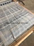 Jaula fácil del cartucho de filtro del acero inoxidable de Installtion para el colector de polvo