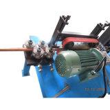 Alambre que endereza la rueda que tuerce la bobina de la máquina