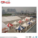 Tente en aluminium modulaire de pagoda pour 20 personnes