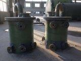 Bovengronds of de Ondergrondse Containers GRP van de vervaardiging FRP