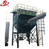 Collettore di polveri industriale di insaccamento del getto di impulso del sistema di Baghouse