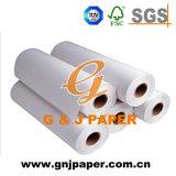Qualidade superior calor branco Prinitng Papel para impressora de transferência