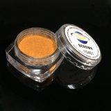 10461 Perlado Mica de oro en polvo suelto para Eyeshadow, pigmento cosmético