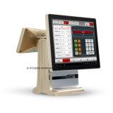 15 '' Qualitäts-einzelne Registrierkasse des Zoll kapazitive Screen-Icp-Ew11d für Position System/Supermarkt/Gaststätte/Klein