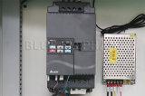 Blaue hölzerne Funktions-automatische Gewebe-Streifen-Leder-Fräser-Ausschnitt-Maschinen Elefant CNC-1337 für Verkauf