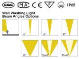 2 Zeilen LED-Wand-Unterlegscheibe 1m 48W mit Leitblech-Option